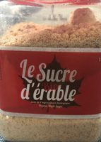 Le Sucre d'Érable Bio - Product