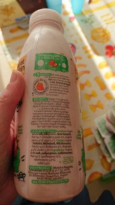 vache à boire - Ingrediënten - fr