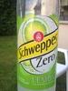 Schweppes zéro lemon - Produit