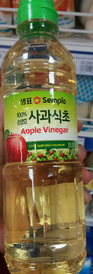 apple vinegar - Sản phẩm - en