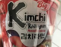 Kimchi Ramyun Noodle Soup - Product - de