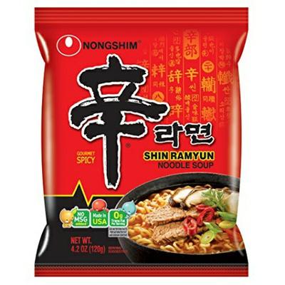 Instant Shin Ramyun Noodle Soup - Product - en