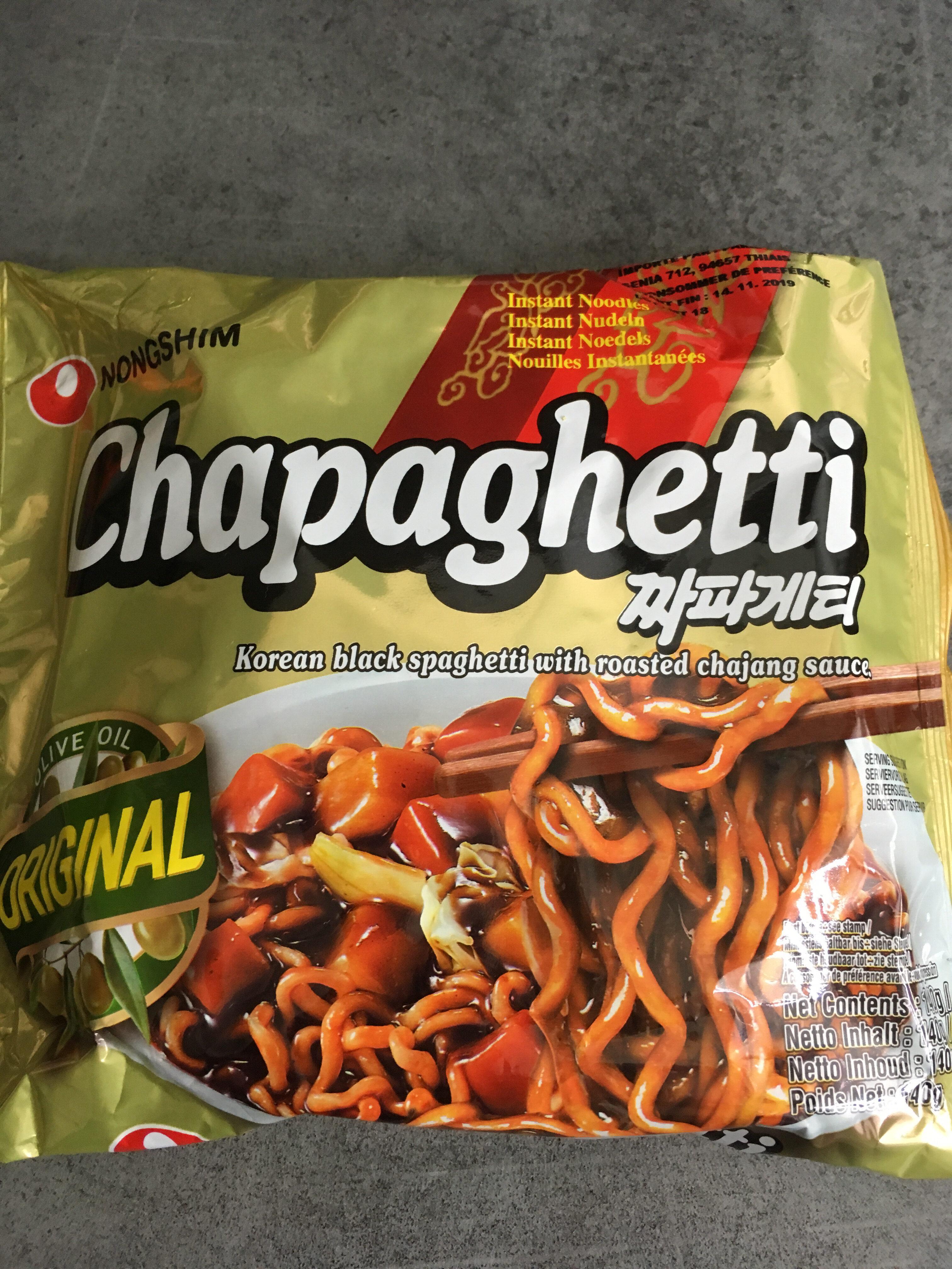 Chapaghetti - Produkt - cs