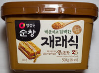 Chung Jung One Soybean Paste - Product - de