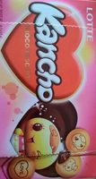 Choco biscuit - Product