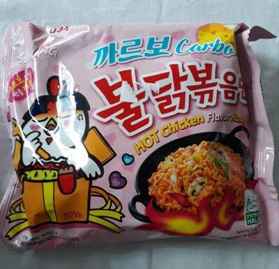 Carbo Hit Chicken Flavor Ramen - Prodotto - fr