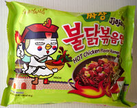 Jjajang Hot Chicken Flavor Ramen - Product - en