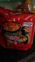 Hot chicken flavor ramen - Produit - en