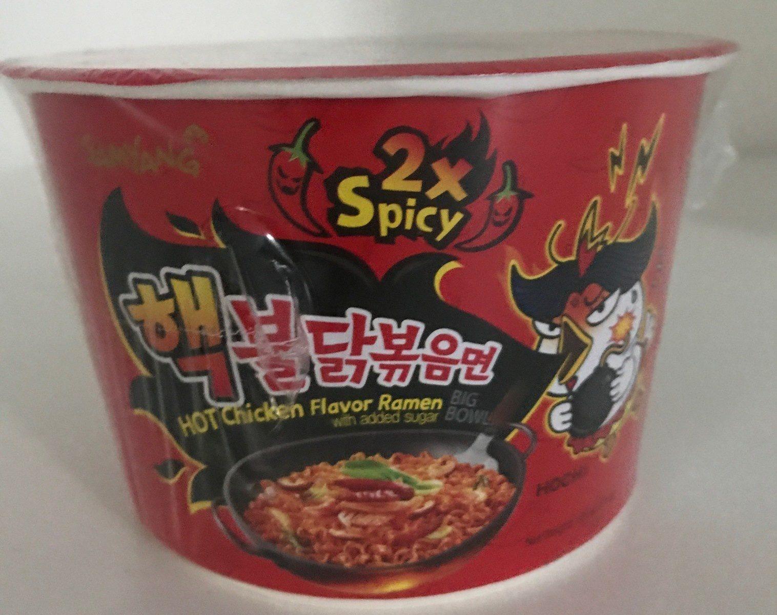 Samyang 2X Spicy Bowl - Product