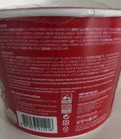 Samyang 2X Spicy Bowl - Ingrediënten