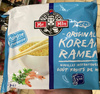 Original Korean Ramen goût Fruits de Mer - Produit