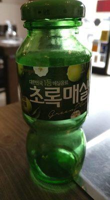 Woongjin Plum Drink - Produit