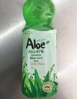 Aloe - Produit