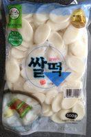 쌀떡 - Product - ko
