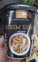 Bibim udon - Product - fr