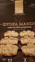 Gyosa  mandu aux fruits de mer épicés - Produit - fr