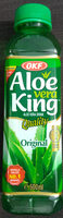 Aloe vera drink - Produit - en