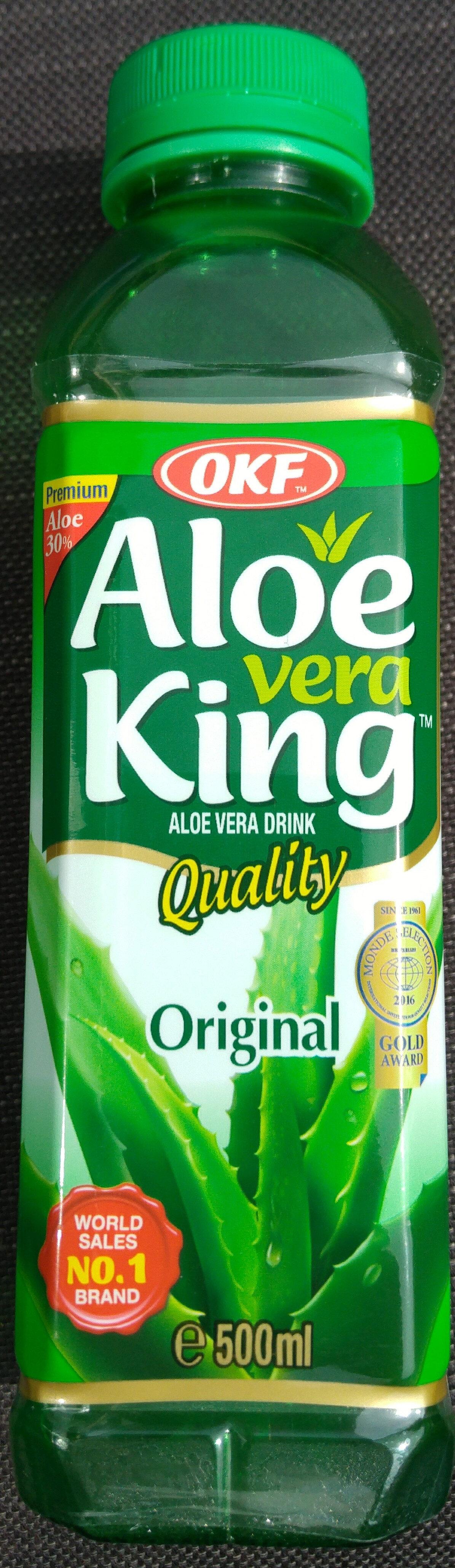 Aloe vera drink - Product - en