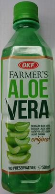 Napój Farmer's Aloe Vera - Produkt