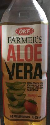 Farmer's - Aloe vera mango drink - Producto - en