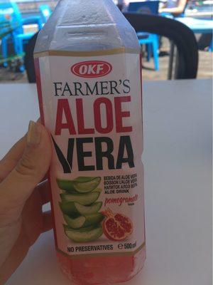 Farmers aloe vera - Produit