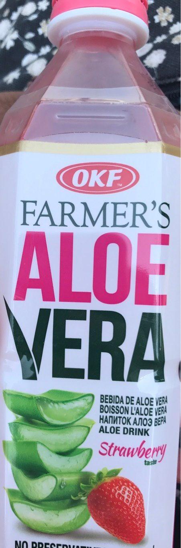 Farmer's aloe verra - Produit - fr