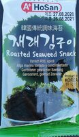 Roasted Seaweed Snack - Prodotto - fr