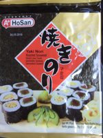 Feuille Algue Nori - Product