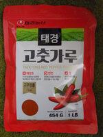 Taekyung Red Pepper Powder - Product - en