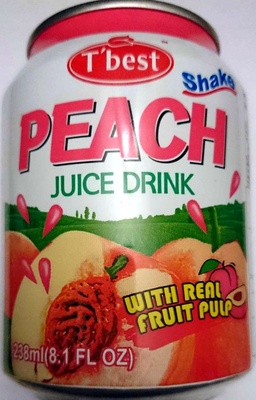 Peace Juice Drink With Real Fruit Pulp - Product - en