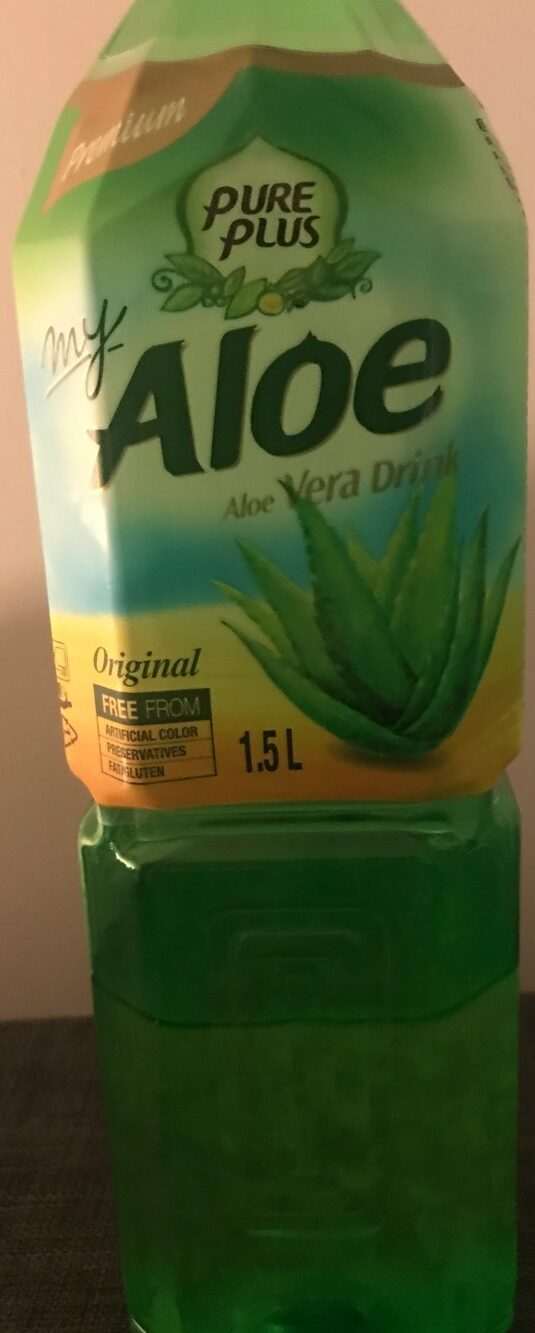 My Aloe Original Napój Z Aloesu 1,5L - Producte - es