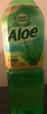 My Aloe Original Napój Z Aloesu 1,5L - Produkt