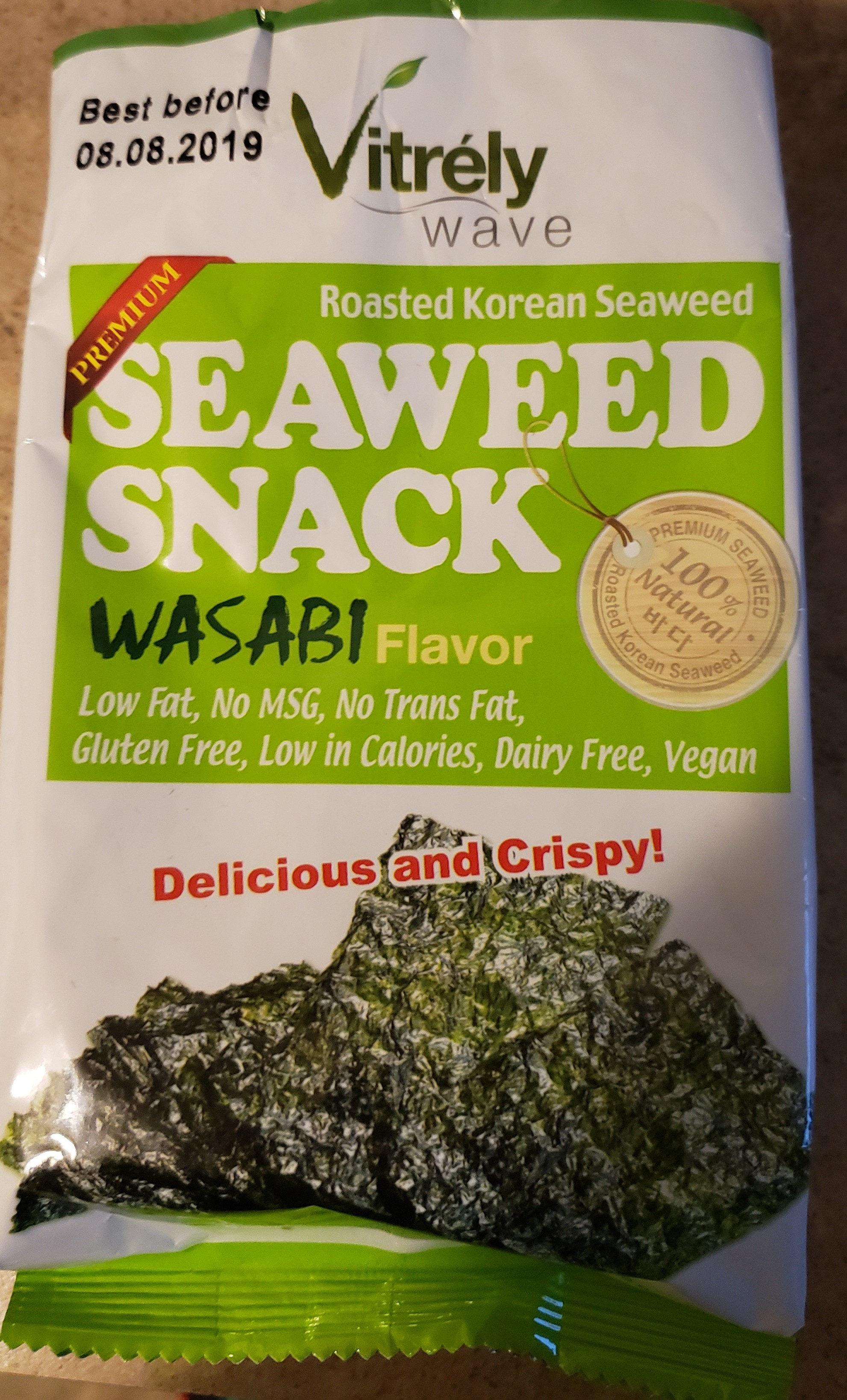Seaweed Snack - Product - en