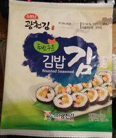 Roasted Seaweed - Produkt