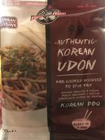 Authentic Korean Udon - Produit - fr