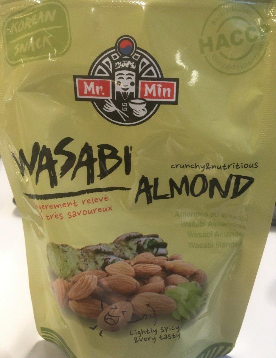 Amandes au wasabi - Producto