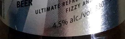 Bière - Ingredienti - fr