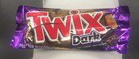 Twix dark - Producto - fr