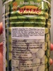 Wasabi coated green peas - Product