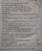 Brisures de riz jasmin - Valori nutrizionali - fr