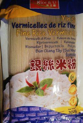 Fideos de arroz - Product - es