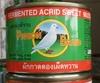 Fermented acrid sweet mustard - Produit