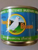 """Pigeon"" Mustard Leave Pickled - Produit"