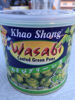 Pois verts au wasabi - Product