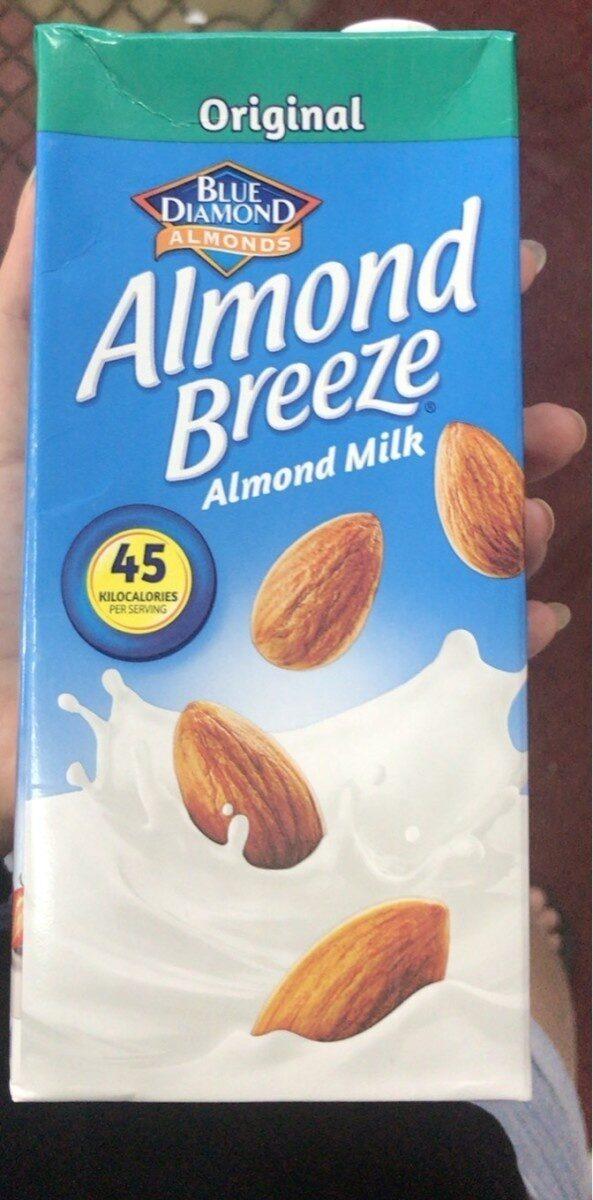 Almond Breeze - Product - fr