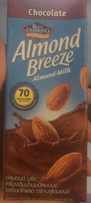 อัลมอนด์ บรีซ ช็อกโกแลต - Produit