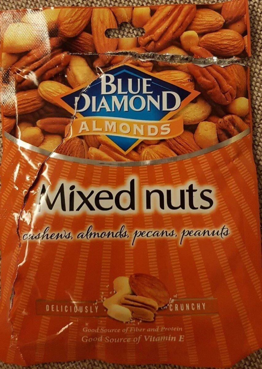 Mixed Nuts - Produit - fr