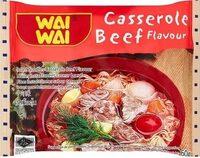 Instant Noodles Casserole Beef Flavour - Product - en