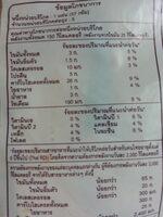 Royal Whole Wheat - Voedingswaarden - en