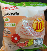 ขนมปังโฮลวีตไส้ปูอัดมายองเนส - Product - th